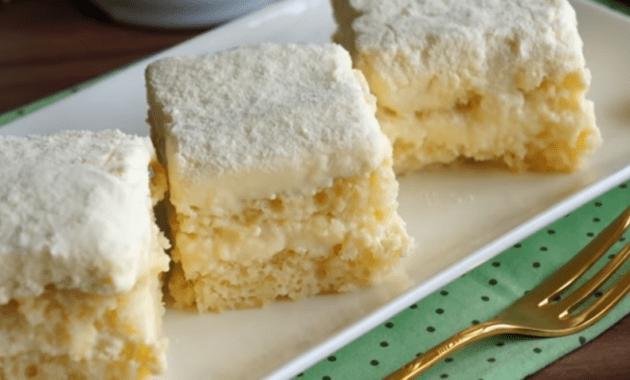 Receita de Recheio de leite Ninho para bolo