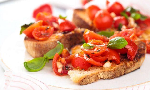 11 Receitas deliciosas de Antepastos com preparo fácil para você se sentir na Itália