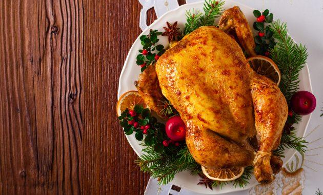 20 Receitas de Peru de Natal para toda família saborear