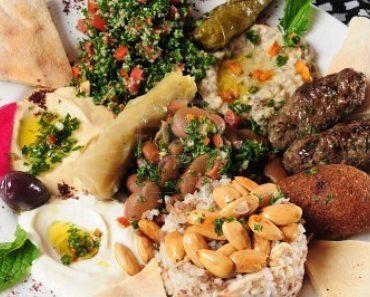 60+ Receitas de comida Árabes para você experimentar em casa