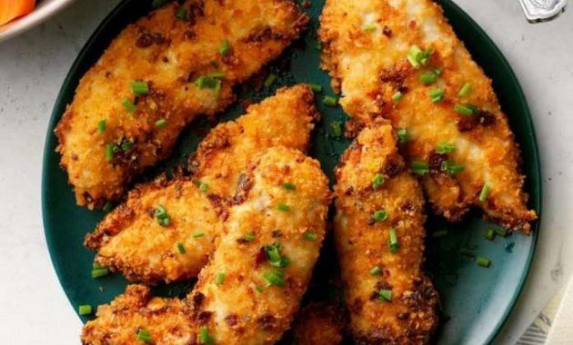 Air Fryer Chicken Tenders