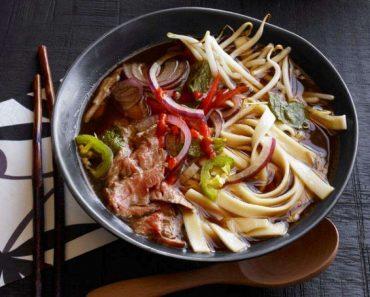Easy Beef Pho Recipe