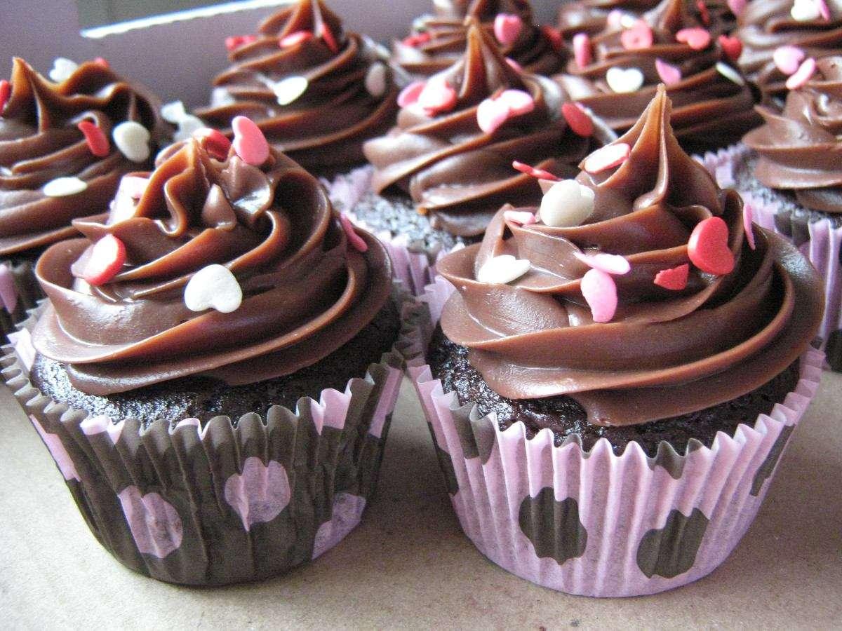 Cupcakes super fáceis de fazer