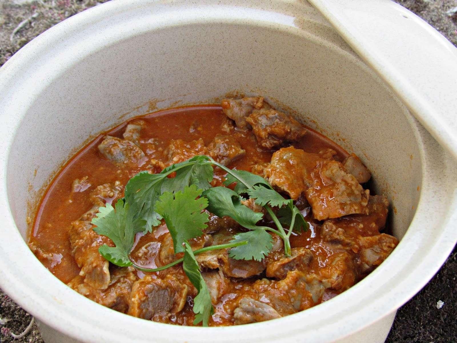Moelas de Frango com molho de tomate cremoso