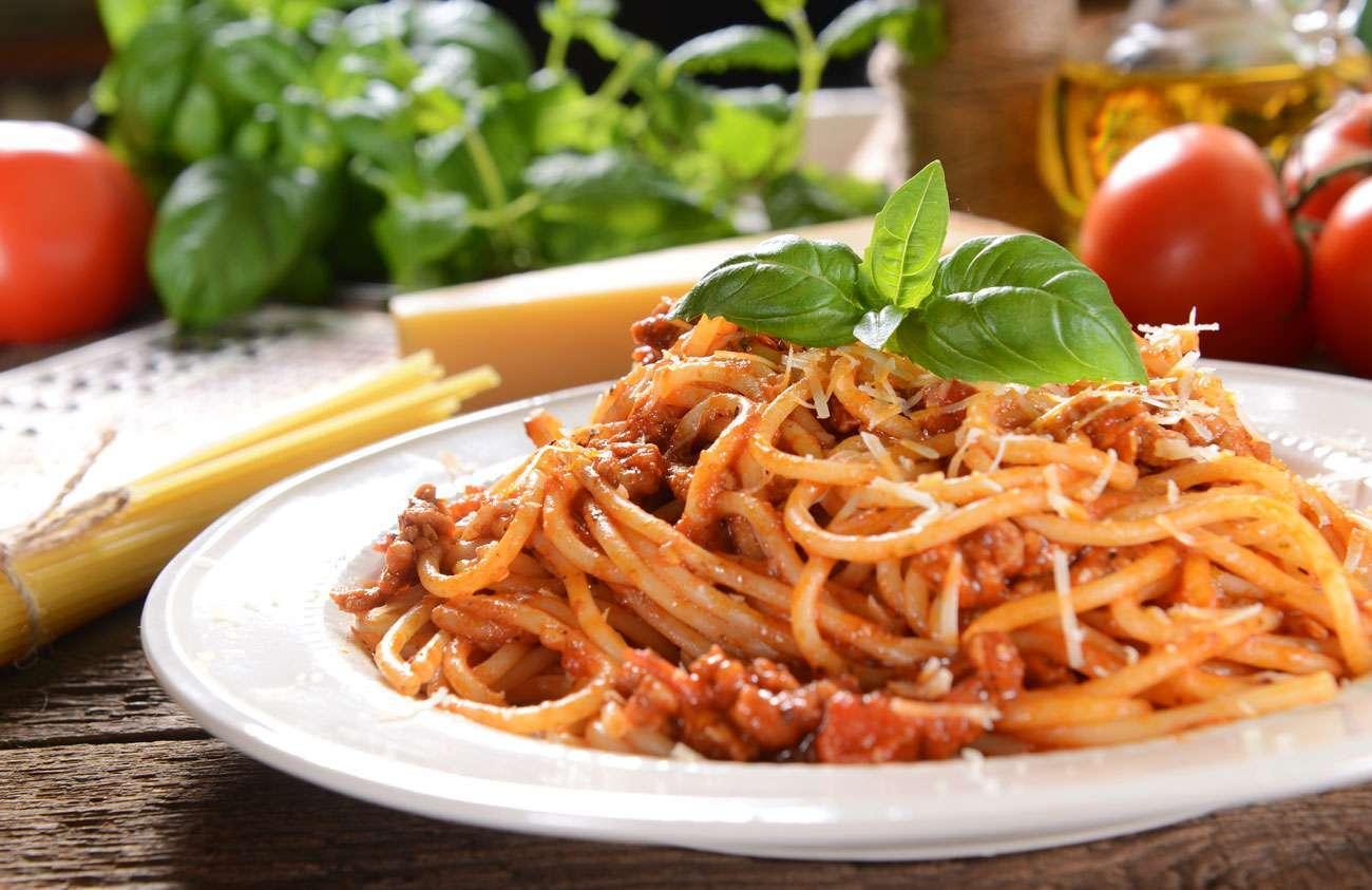 Next level spaghetti Bolognese