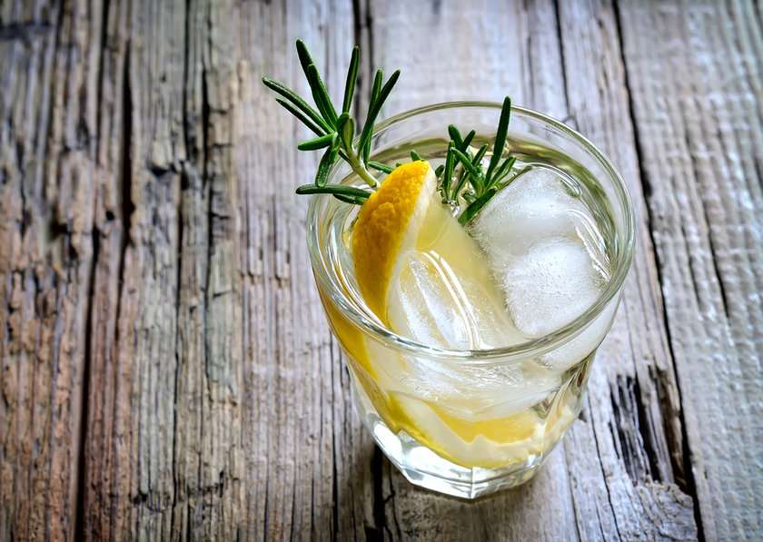 Receita de Gin & Tonic
