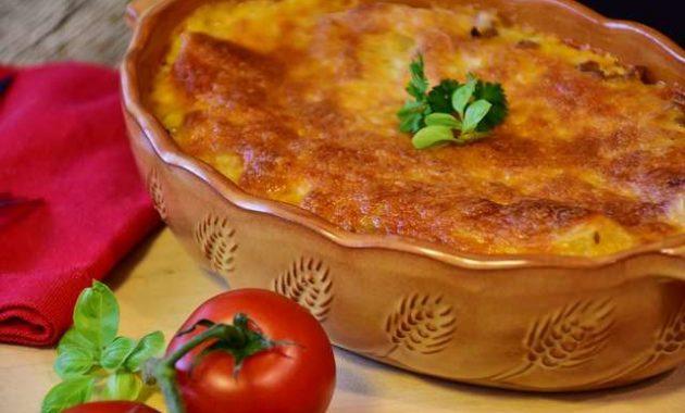 Receita de Lasanha de Berinjela à Bolonhesa sem Glúten