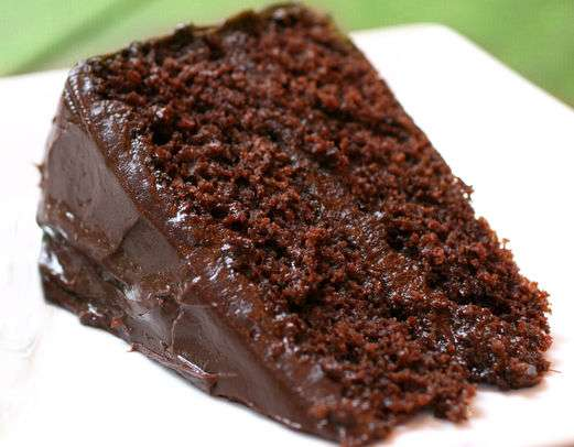 Receita de Torta de Chocolate de Panela