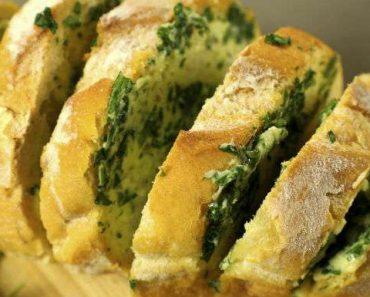 Receita de pão de alho caseiro para churrasco