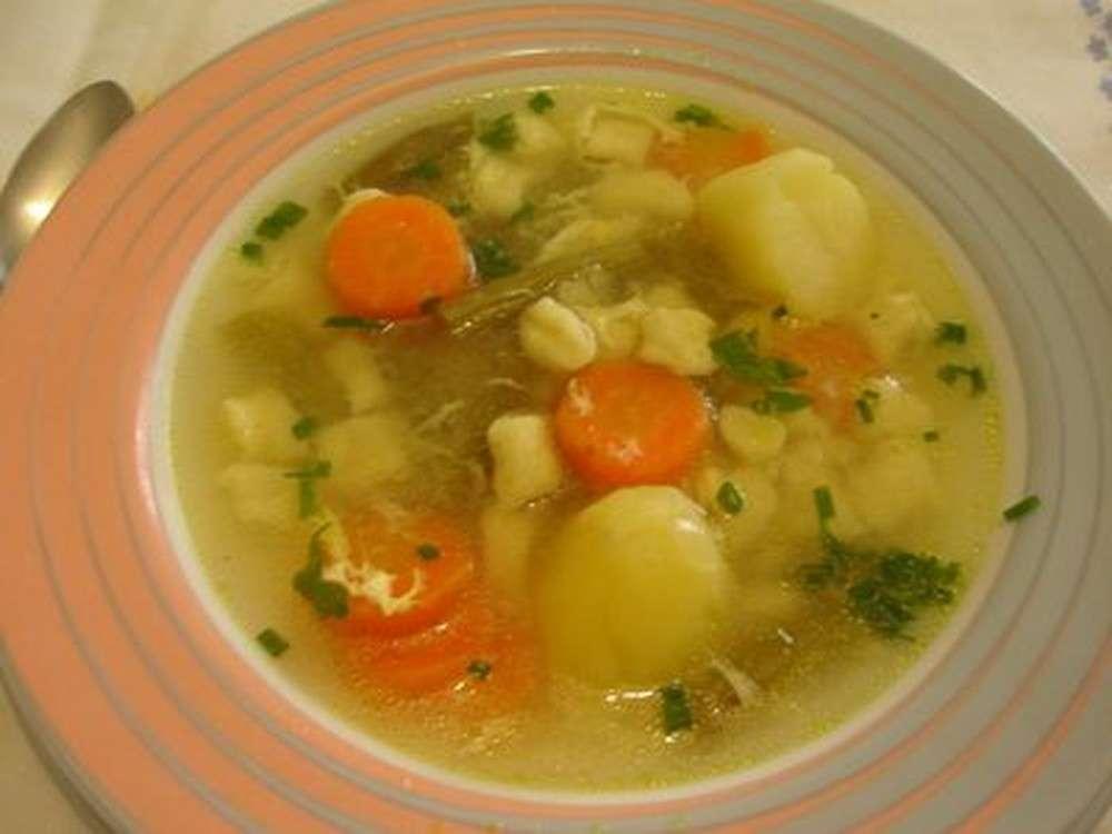 Sopa de Legumes Dos Reis