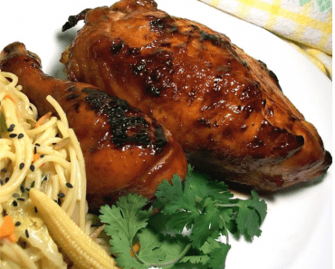 Tasty Grilled Hoisin Chicken