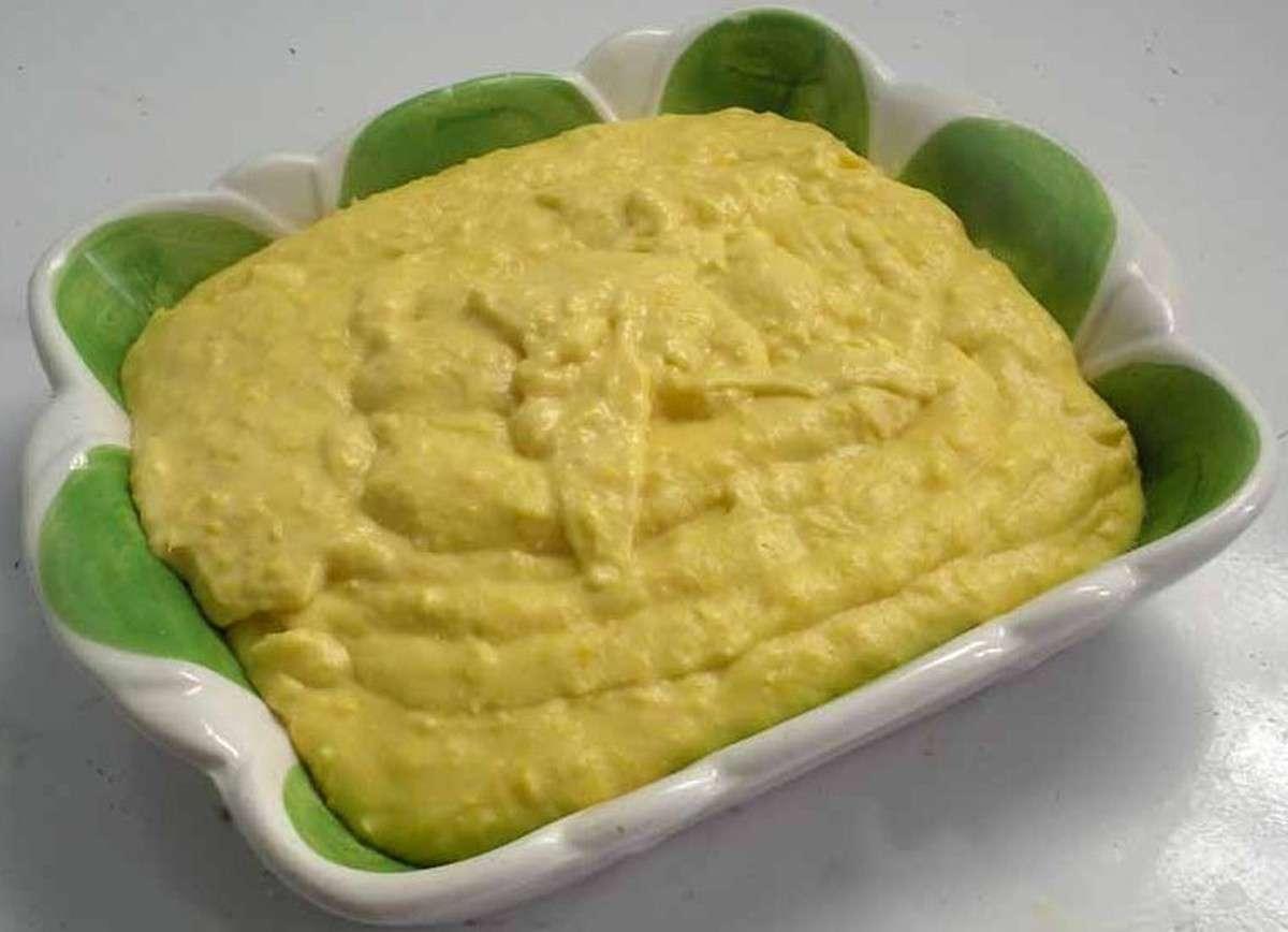 Receita de Creme de milho verde Delicioso