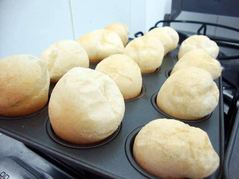 Receita de Pão de Queijo de Liquidificador Delicioso!