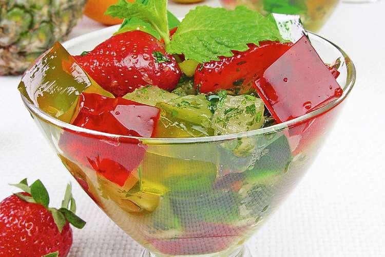 Receita de Salada de Frutas para emagrecer Rápido