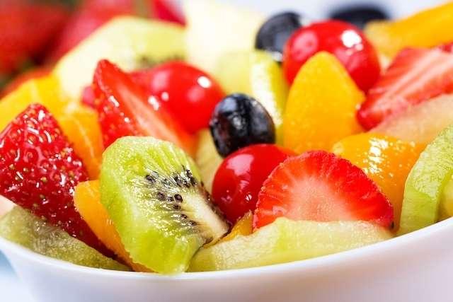 Receita de Salada de fruta light para emagrecer