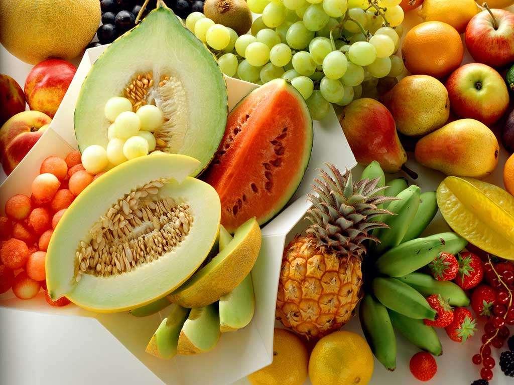 Receita de Salada de frutas light da primavera