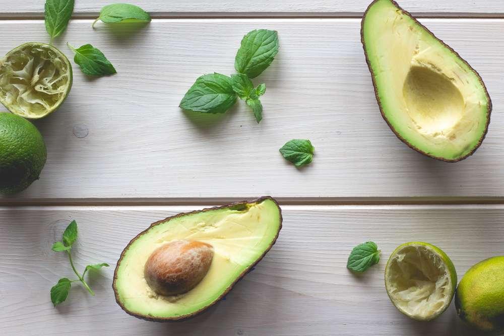 Receita de Batido de abacate sem leite e sem soja