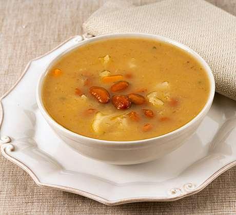 Receita de Sopa de feijão encarnado