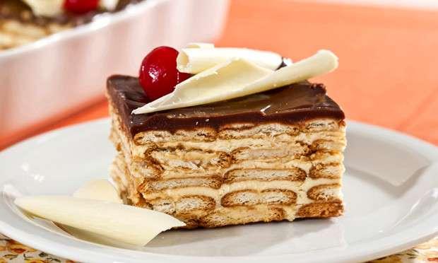 Receita de Torta alemã da Minha Mãe