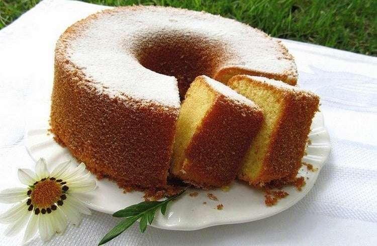 Receita de bolo de nata Para Vender