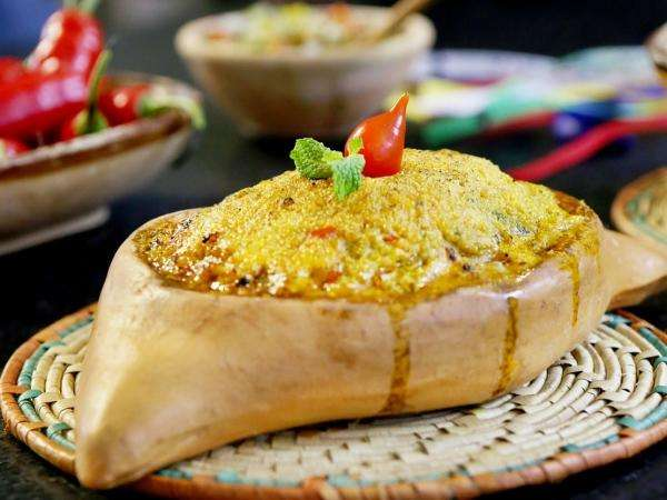 Receita de casquinha de siri tradicional