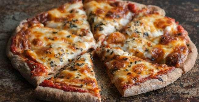 Receita Rápida de Pizza de sardinha