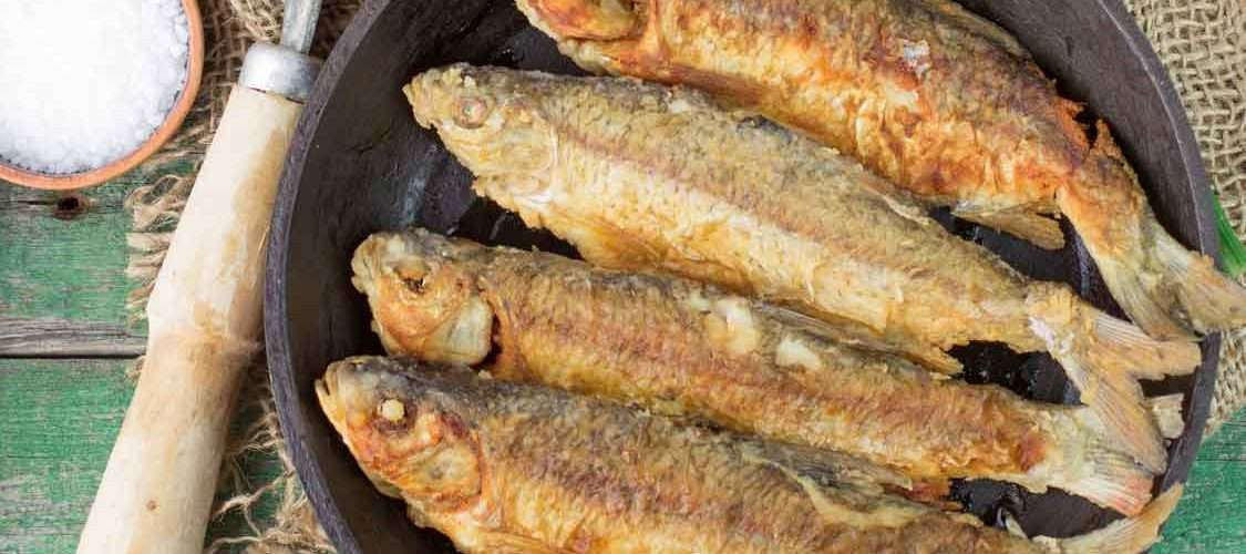 Receita de Peixe Frito à Moda Antiga