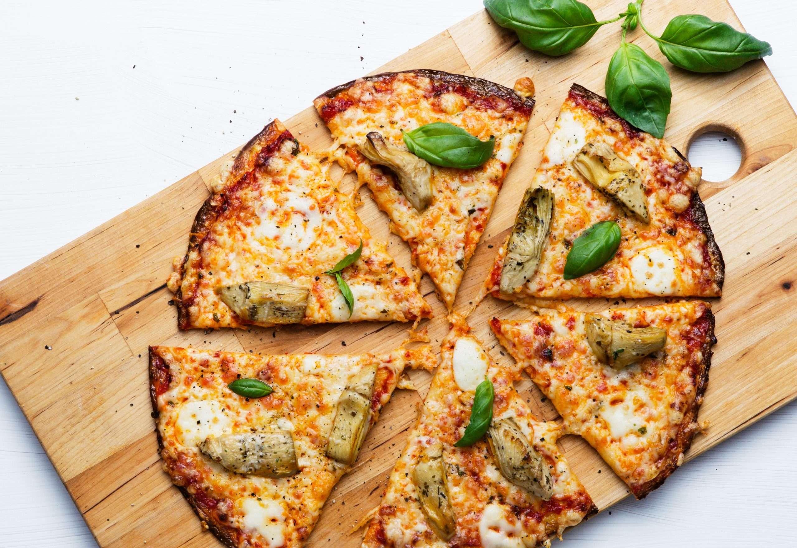 Receita de Pizza Low Carb Incrível e Saudável