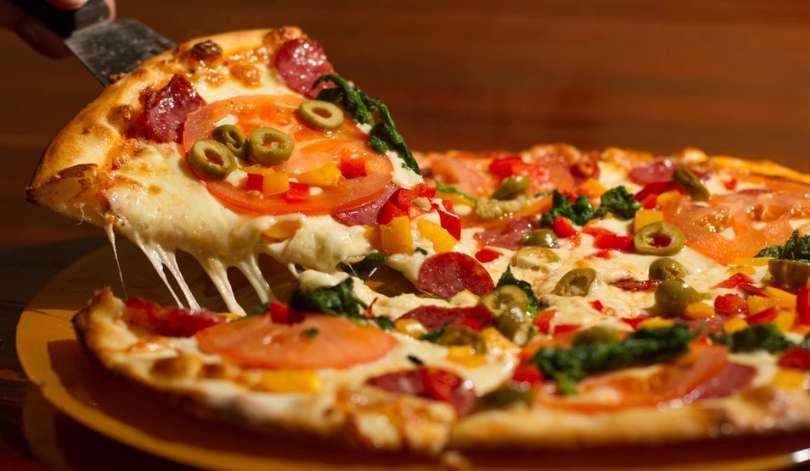 Receita de Pizza Low Carb para Emagrecer