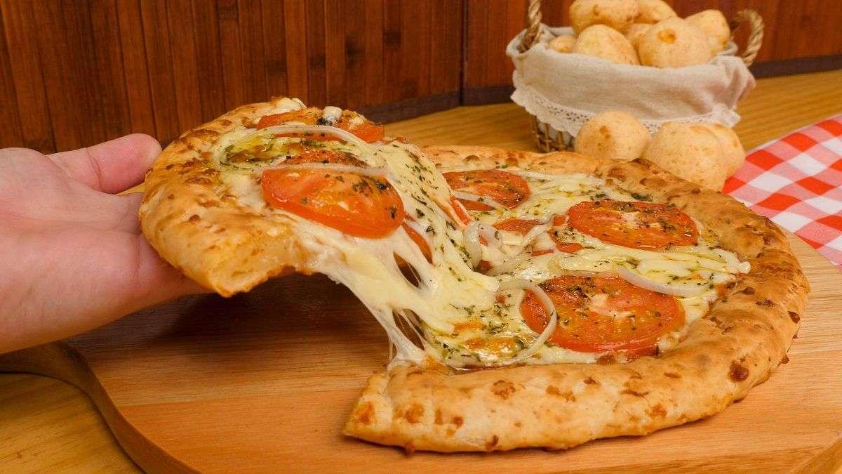 Receita de Pizza de Sardinha GShow