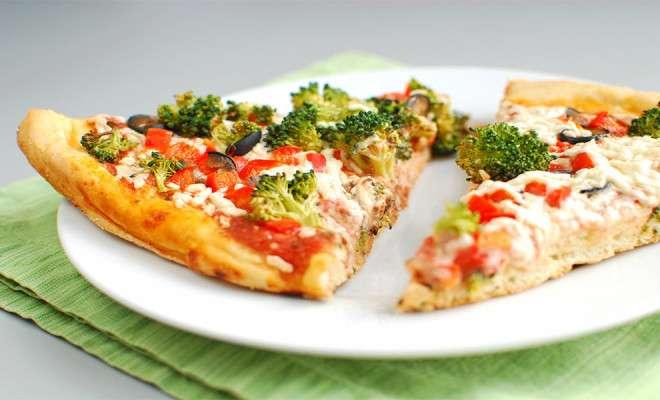 Receita de Pizza de Sardinha Rápida