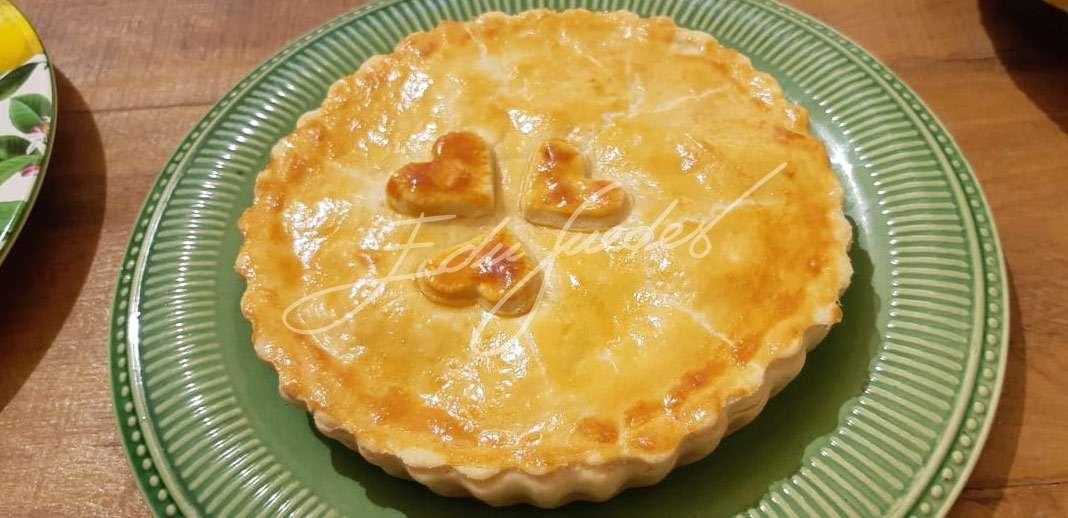 Receita de Torta de frango de liquidificador Delicioso