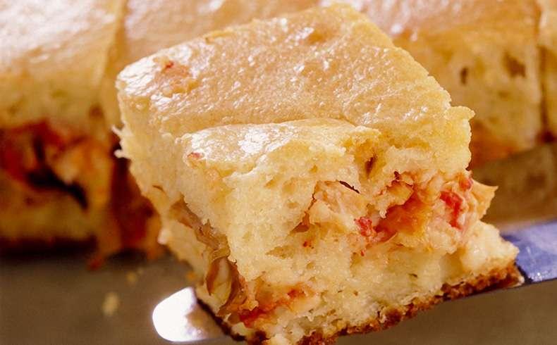 Receita de Torta de frango fácil
