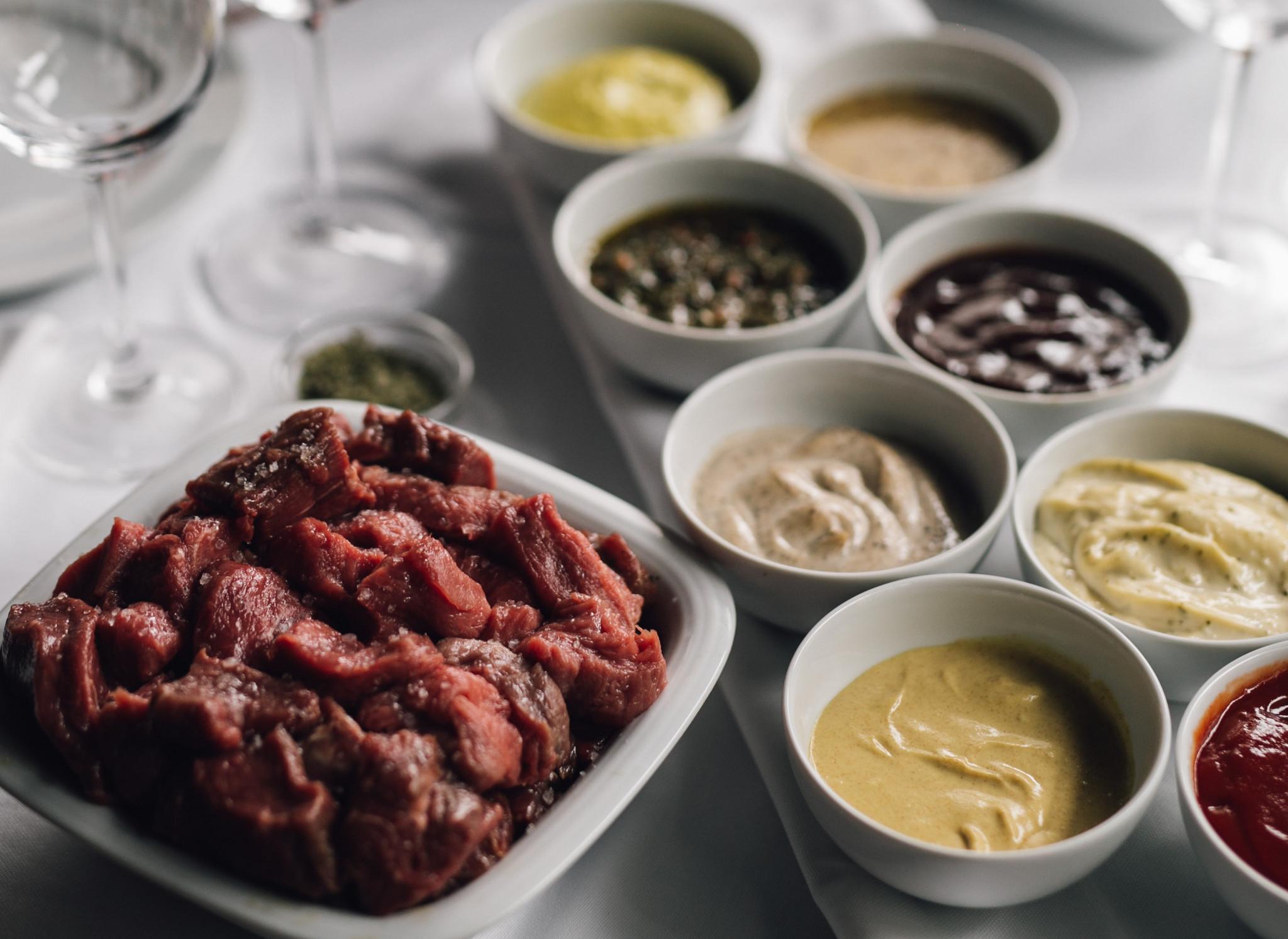 Receita de Fondue de carne saudável sem óleo