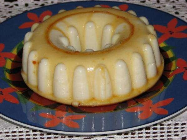 Receita de Manjar branco simples