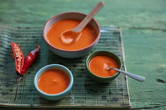 Receita de Molho de pimenta caseiro Simples