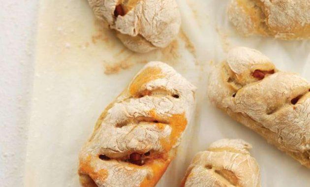 Receita de Pão com chouriço Tudo Gostoso