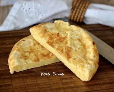 Receita de Pão de queijo de frigideira de tapioca Tudo Gostoso
