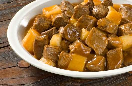 Receita de Picadinho de carne com batata Tudo Gostoso