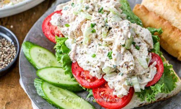 Receita de Salada de Batata com Maionese Caseira