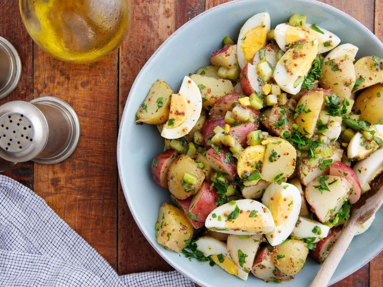 Receita de Salada de Maionese Especial