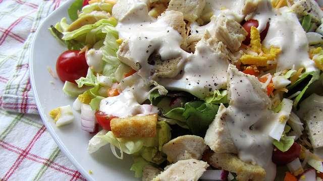 Receita de Salada de maionese com Maçã