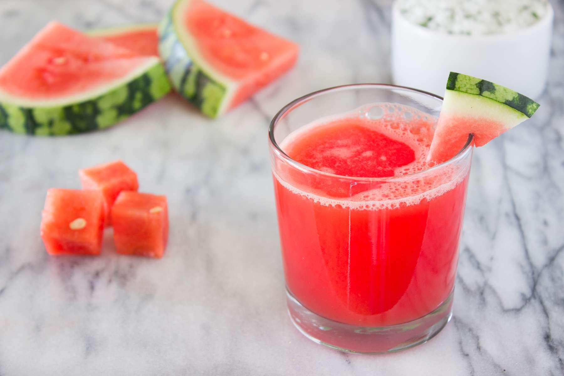 Receita de Suco de melancia Tudo Gostoso