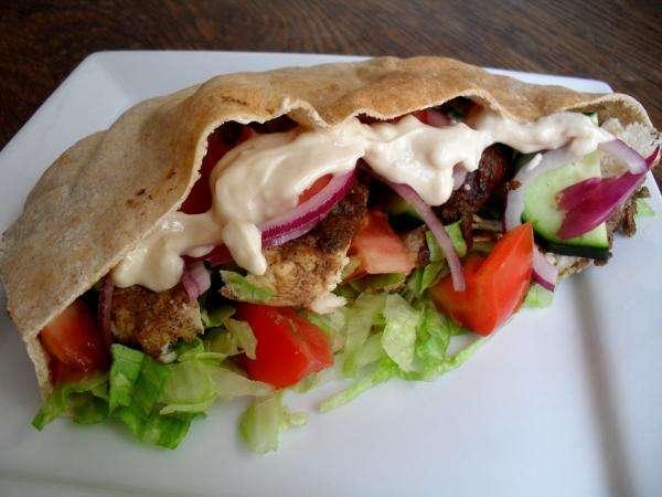 Receita de Kebab turco