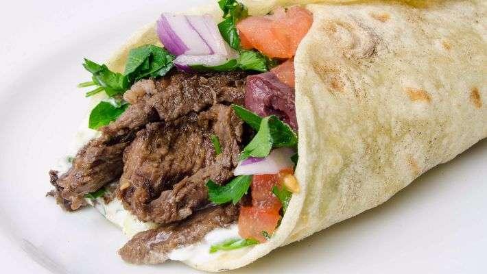 Receita de Shawarma