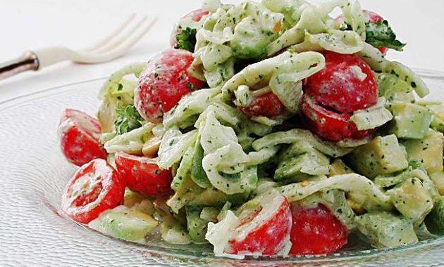 Receita de Salada de abacates Bem Fácil