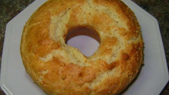 Receita de Bolo pão de queijo Tudo Gostoso