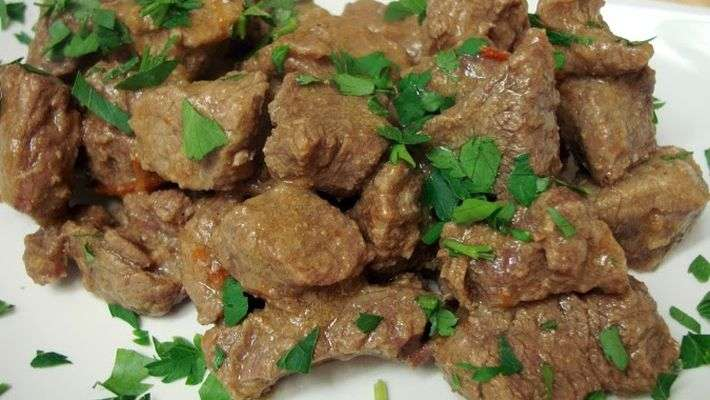 Receita de Carne de Panela Saborosa e Leve