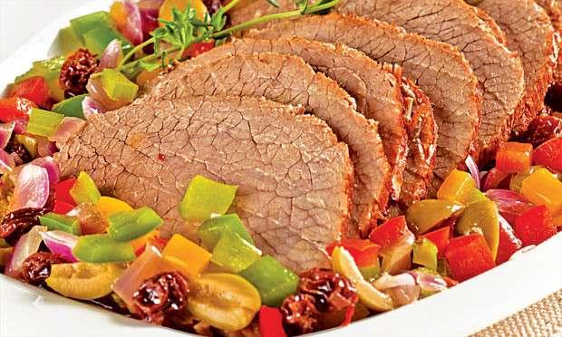 Receita de Carne de panela com molho especial
