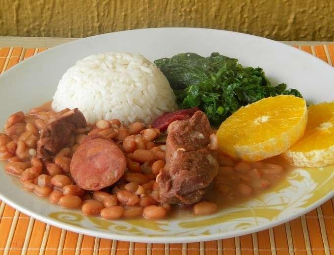 Receita de Feijoada com feijão carioca
